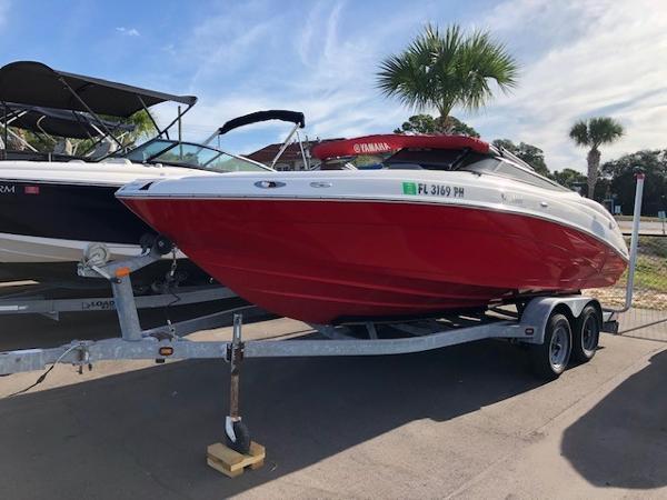 Yamaha Boats 212 SS HO