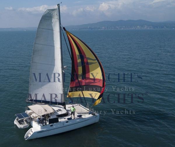 Fountaine Pajot Tobago 35 Marina Yachts - Fountaine Pajot 35_1
