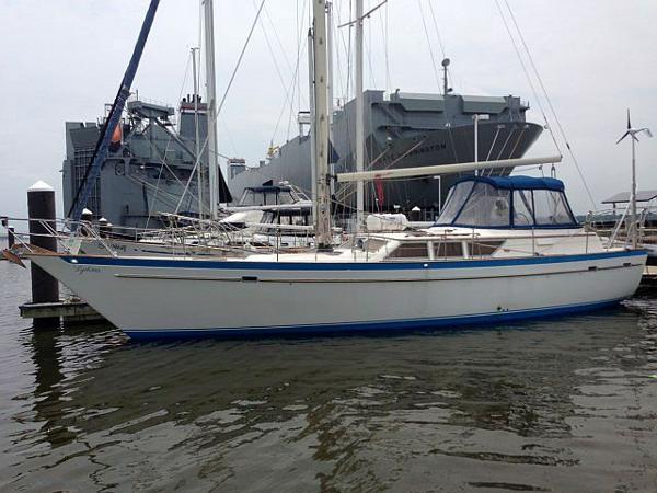 Gulfstar Sailmaster 50 Lychonia