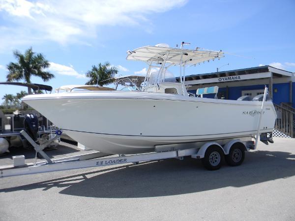 Sailfish 2360 CC
