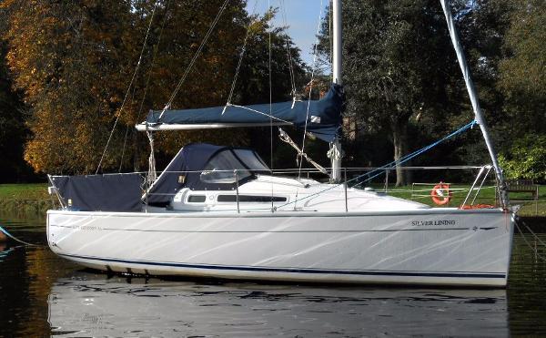 Jeanneau Sun Odyssey 26 Lift Keel