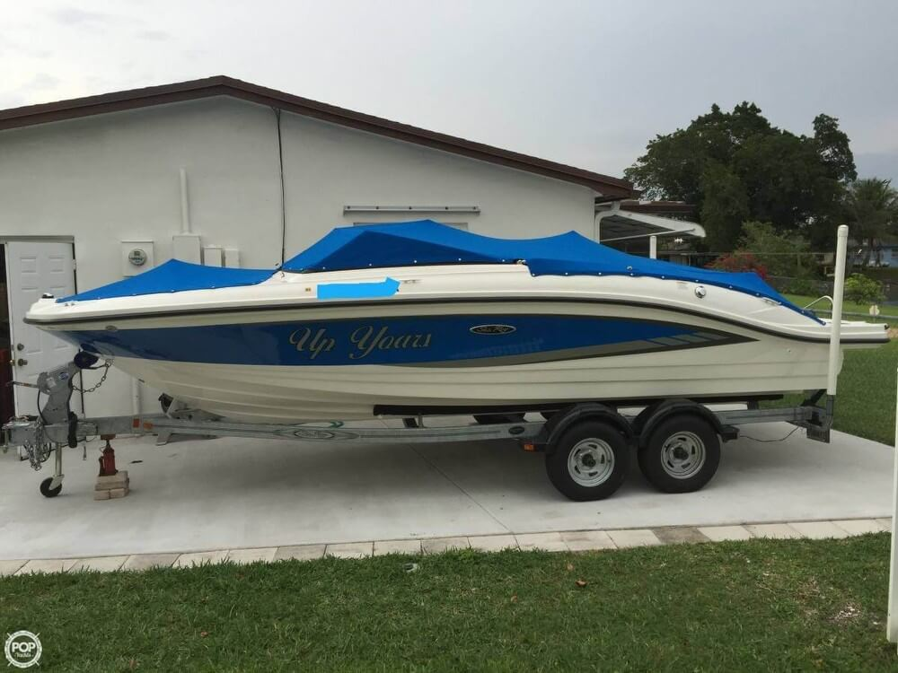 Sea Ray 210 SPX 2016 Sea Ray 210 SPX for sale in Margate, FL