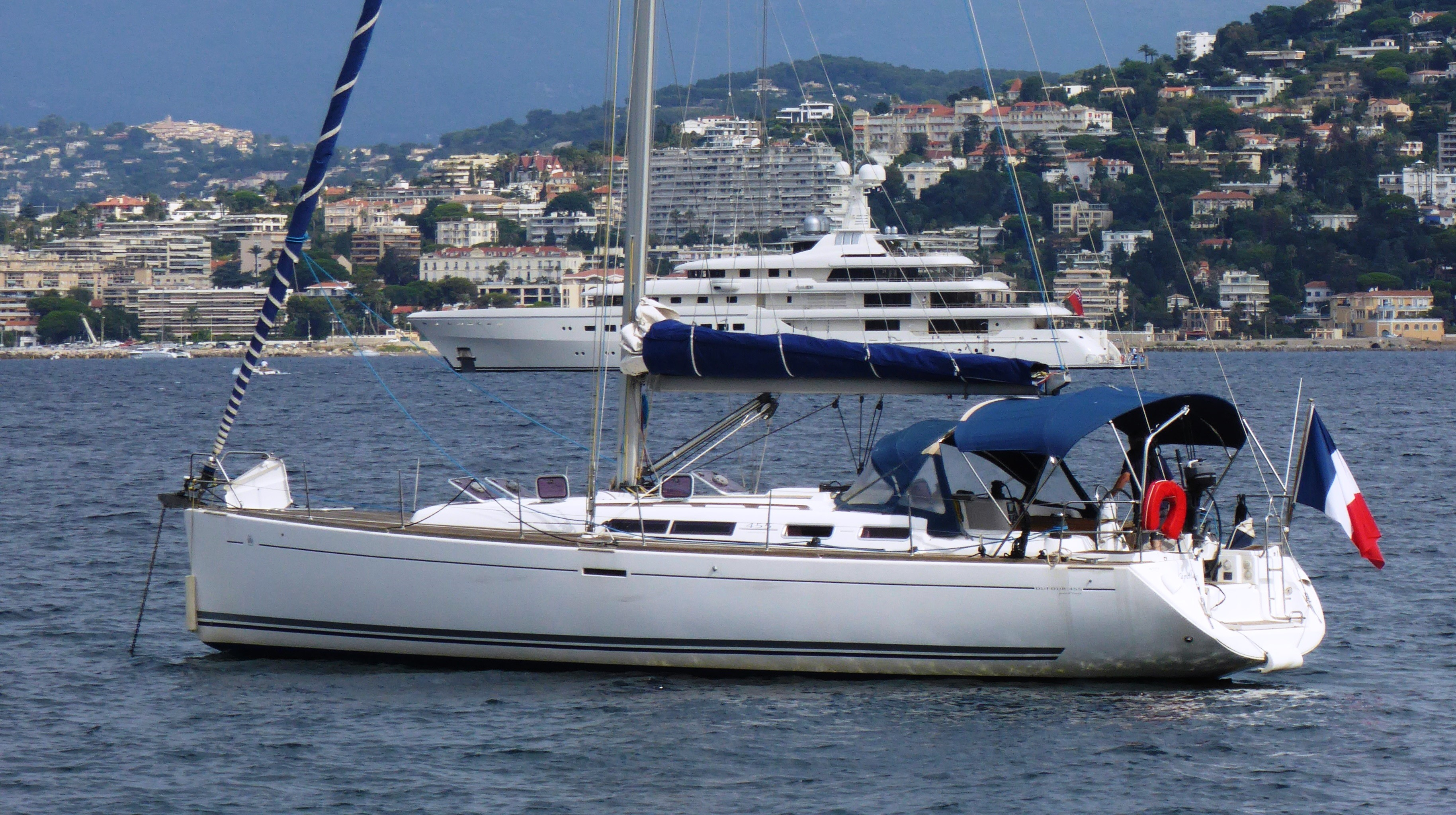 Dufour 455 Grand Large For sale Dufour 455 Grand Large