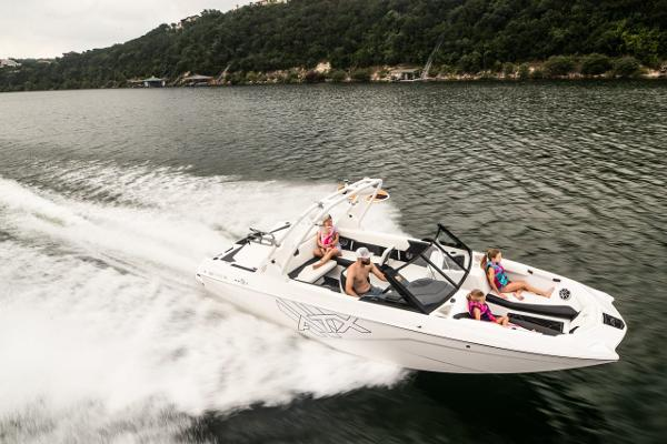 ATX Surf Boats 24 TYPE-S GHOST EDITION