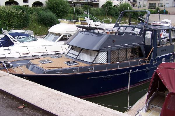 C&L Marine Sea Ranger 45