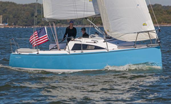 Catalina 275 Sport Manufacturer Provided Image