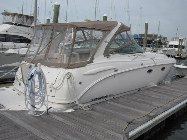 Chaparral 330 Signature Profile