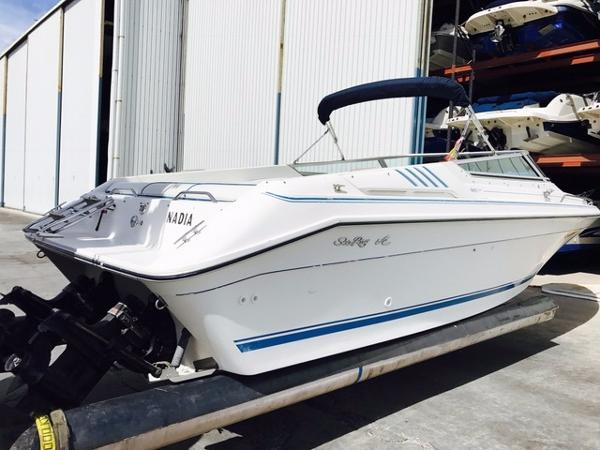 Sea Ray 260 Overnighter Nadia