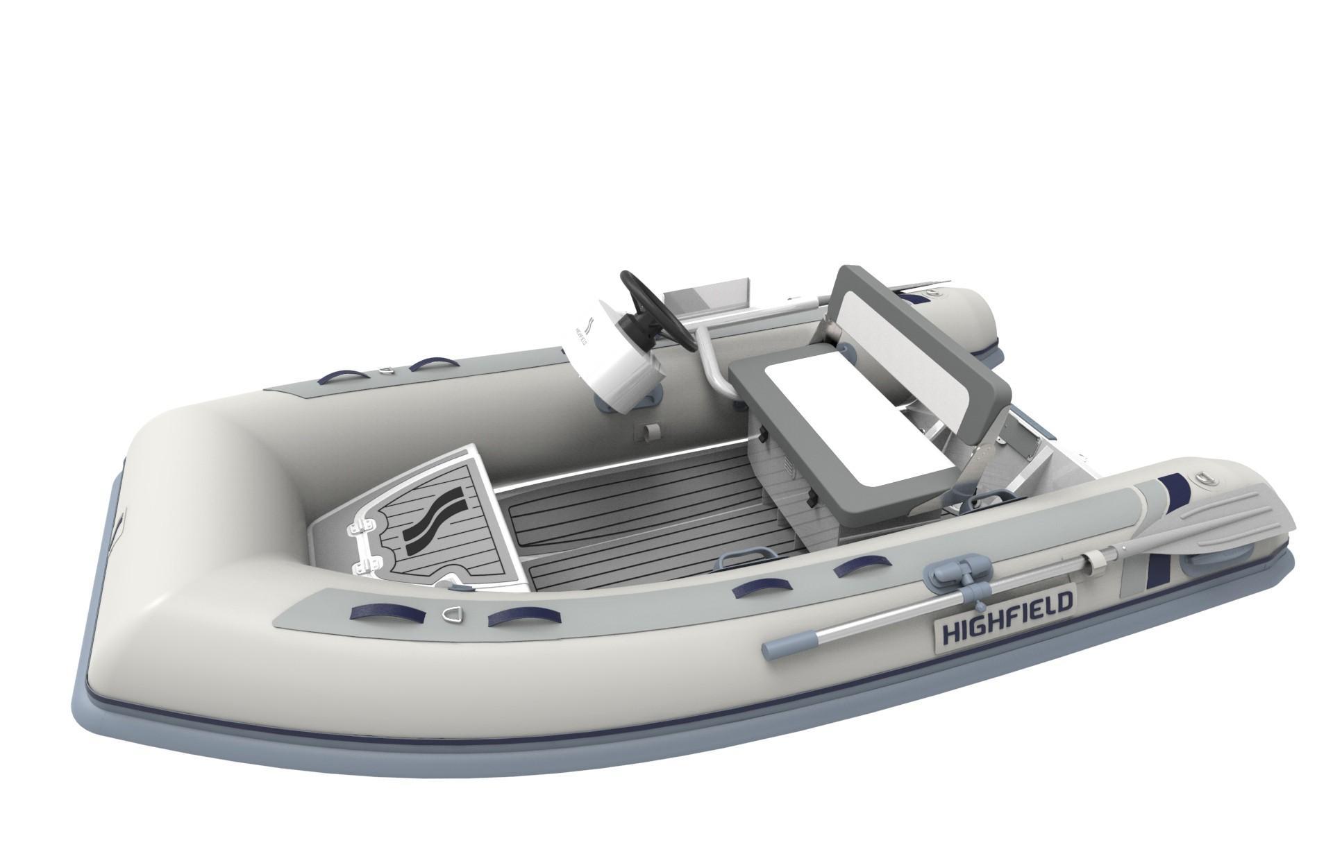 Highfield Boat image