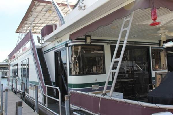 Sumerset Houseboats 16' x 75' Widebody