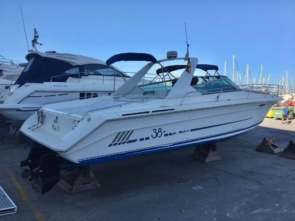 Sea Ray 380 Sun Sport Mark V