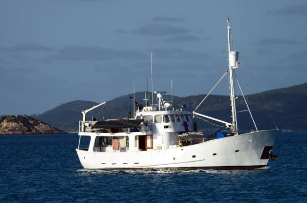 Custom Romsdal 55 Trawler