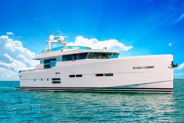 Delta Powerboats 88 Carbon