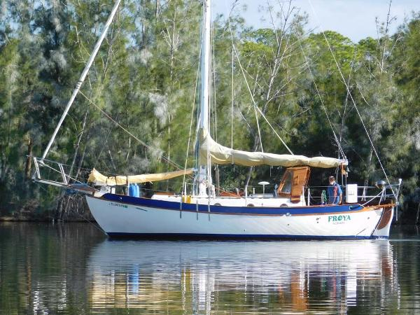 Westsail WS 32 Profile