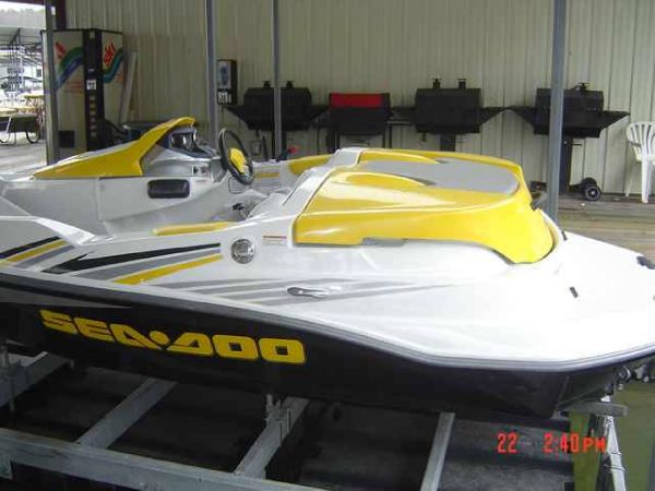 Sea-Doo Sportster