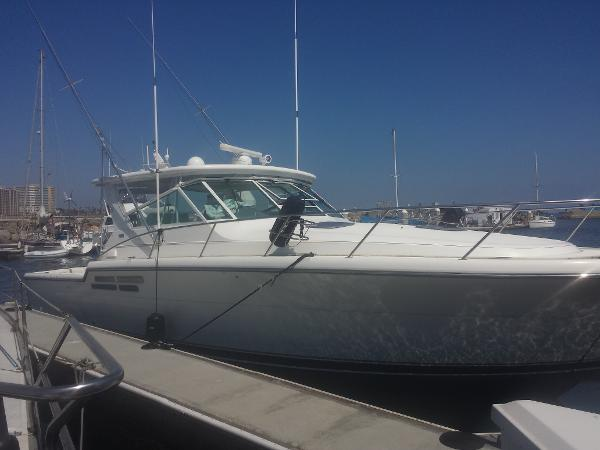 Tiara 4100 Open Starboard Profile