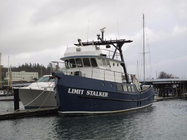 Bishop Marine Trawler