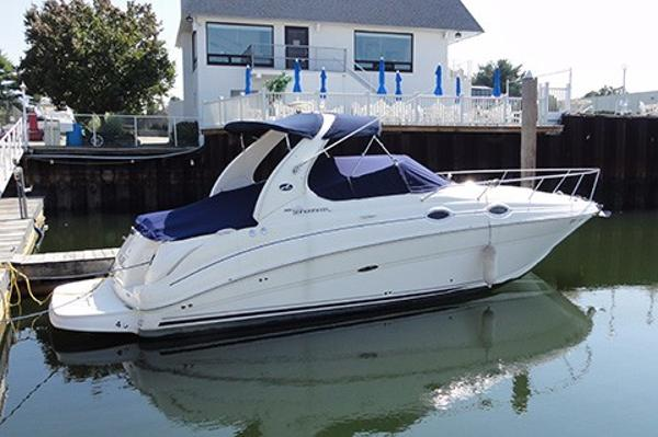 Sea Ray 280 Sundancer Profile 1