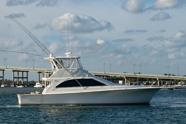 Ocean Yachts Convertible No Name 48