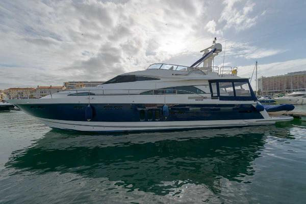 Fairline Squadron 70 Fairline Squadron 70