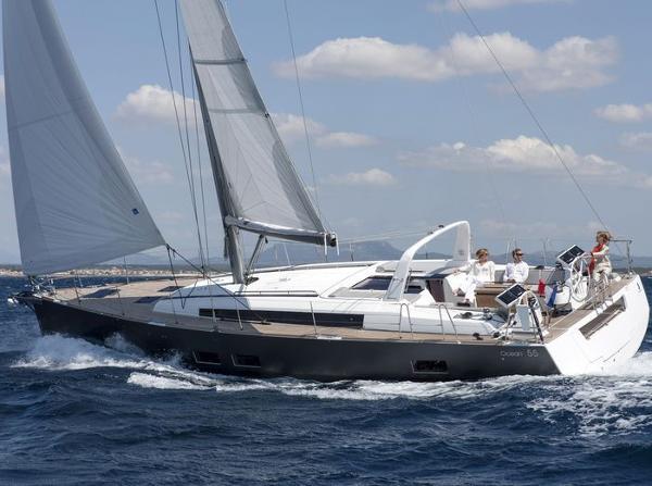 Beneteau Oceanis 55 - 4 cabins version Oceanis 55