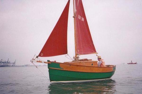 Laurent Giles, KingFisher Harwich Boatcraft