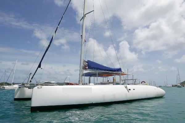 CIM CIM 64 Au mouillage - At anchor