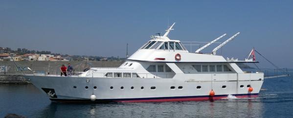 Benetti Motor Yachts 27M