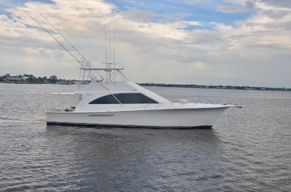 Ocean Yachts 56 Convertible 2002 56 Ocean