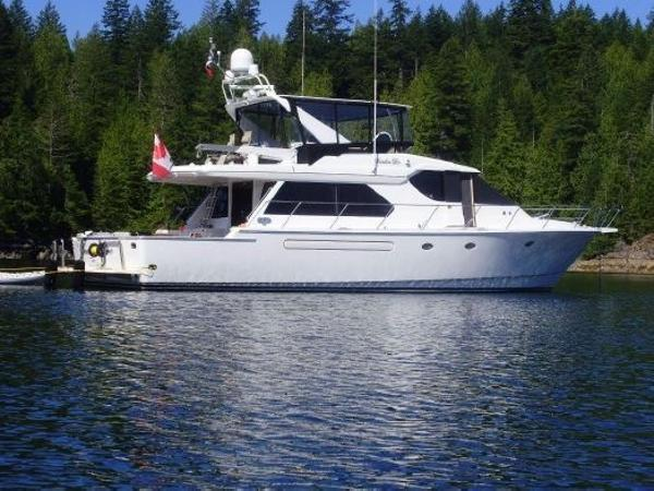 West Bay 64 Pilothouse YF