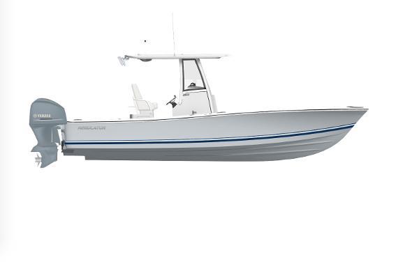 Regulator 26XO 2020 26XO - STORM GREY with Navy.White.Navy Boot Stripe