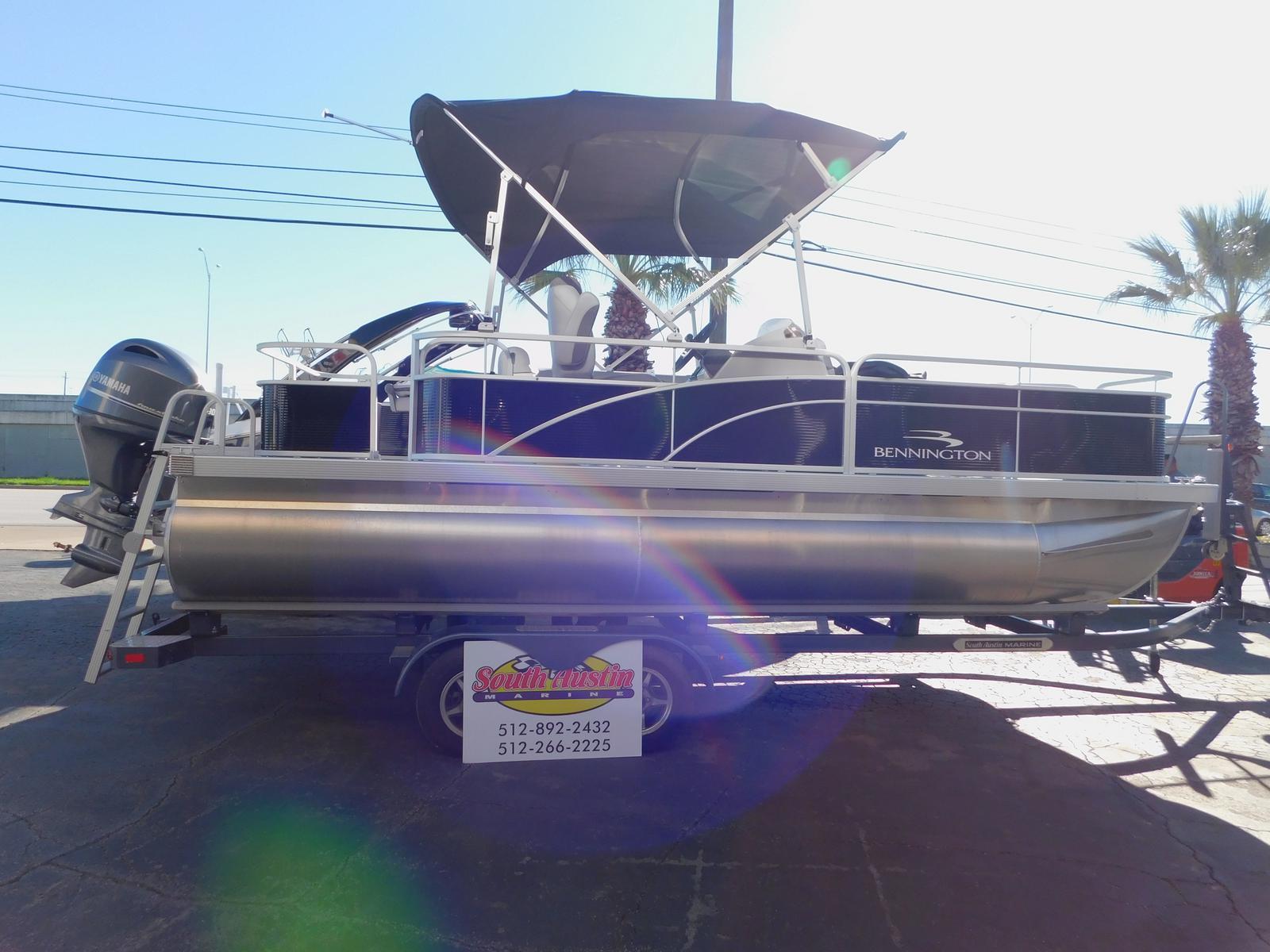 Bennington 20 S Fishing Value