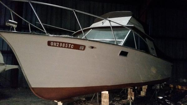 Skiff Craft  Sport Fisherman