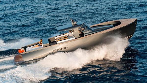 Alen Yacht Alen 55 Manufacturer image