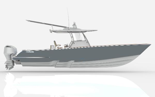 Valhalla Boatworks V-37 2020 Valhalla Boatworks V37