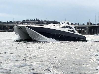M2 Motoryachts Performance Power Cat