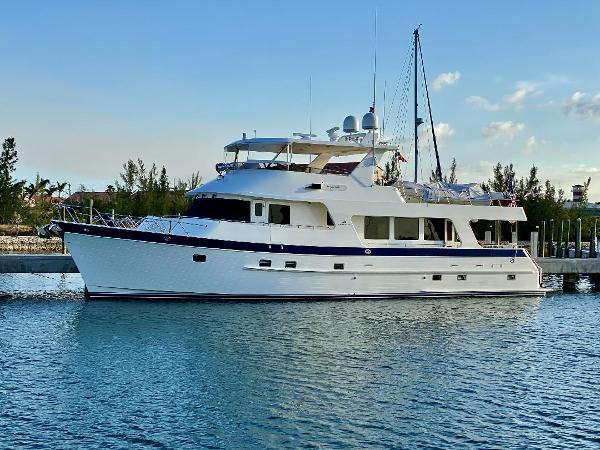 Outer Reef Yachts 70 Profile