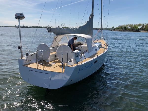 Hanse 470e Profile