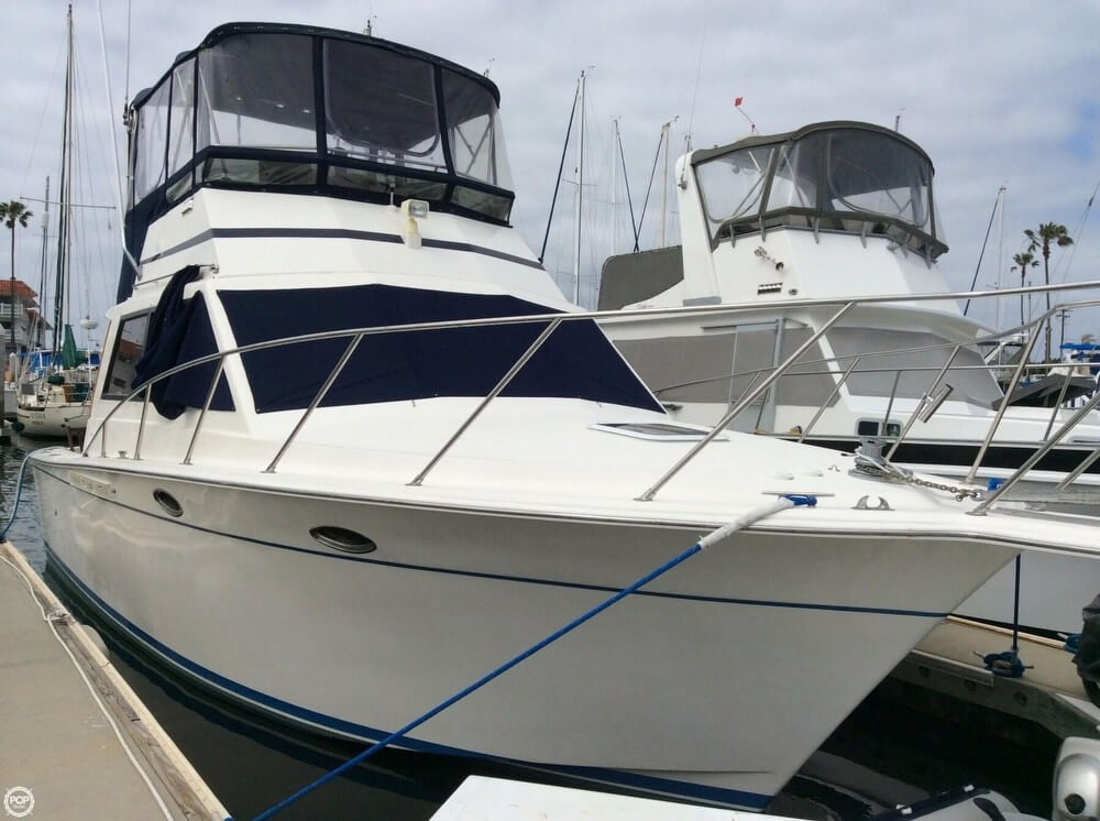 Egg Harbor 33 Convertible 1990 Egg Harbor 33 Convertible for sale in San Diego, CA