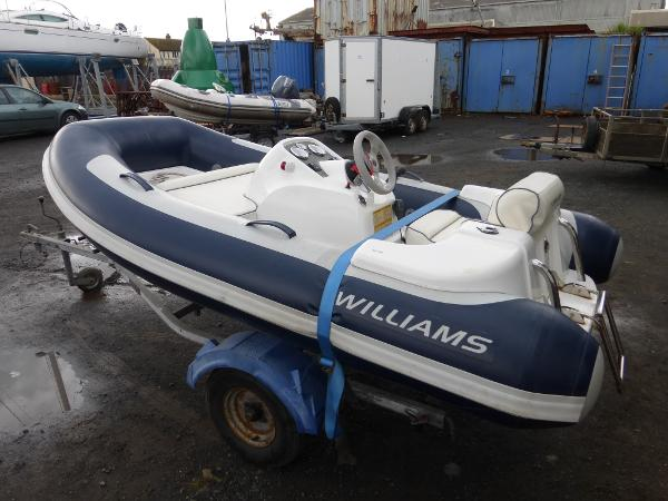 Williams Jet Tenders Turbojet 285 Williams Turbojet 285