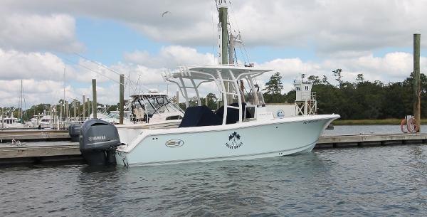 Sea Hunt 24 Edge