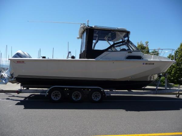 Boston Whaler 27 Offshore