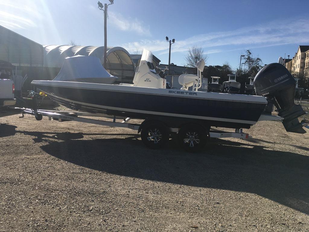 Skeeter 210 SX BAY