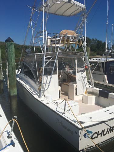 Albemarle 305 Express Fisherman