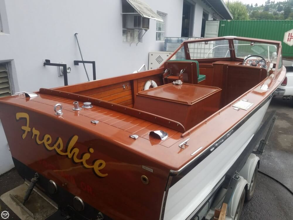 Chris-Craft Sea Skiff 1963 Chris-Craft Sea Skiff for sale in Portland, OR