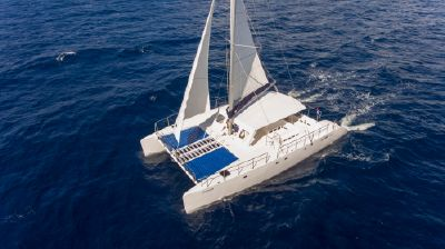 Catamaran Cruisers Contoy 65