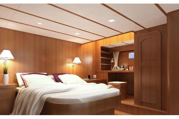 Adagio 55 Europa Master Cabin