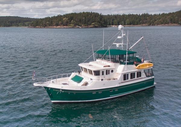 Selene 50 Widebody Ocean Trawler