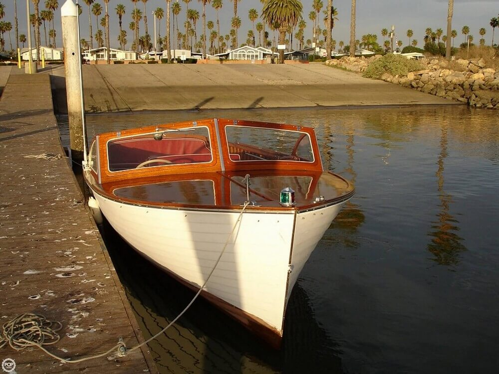 Lyman 23 Runabout 1957 Lyman 23 Runabout for sale in Ventura, CA