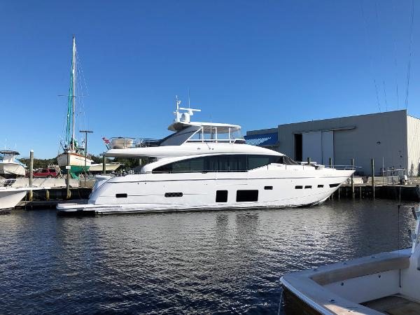 Princess 88 Motor Yacht 2018 88 Princess